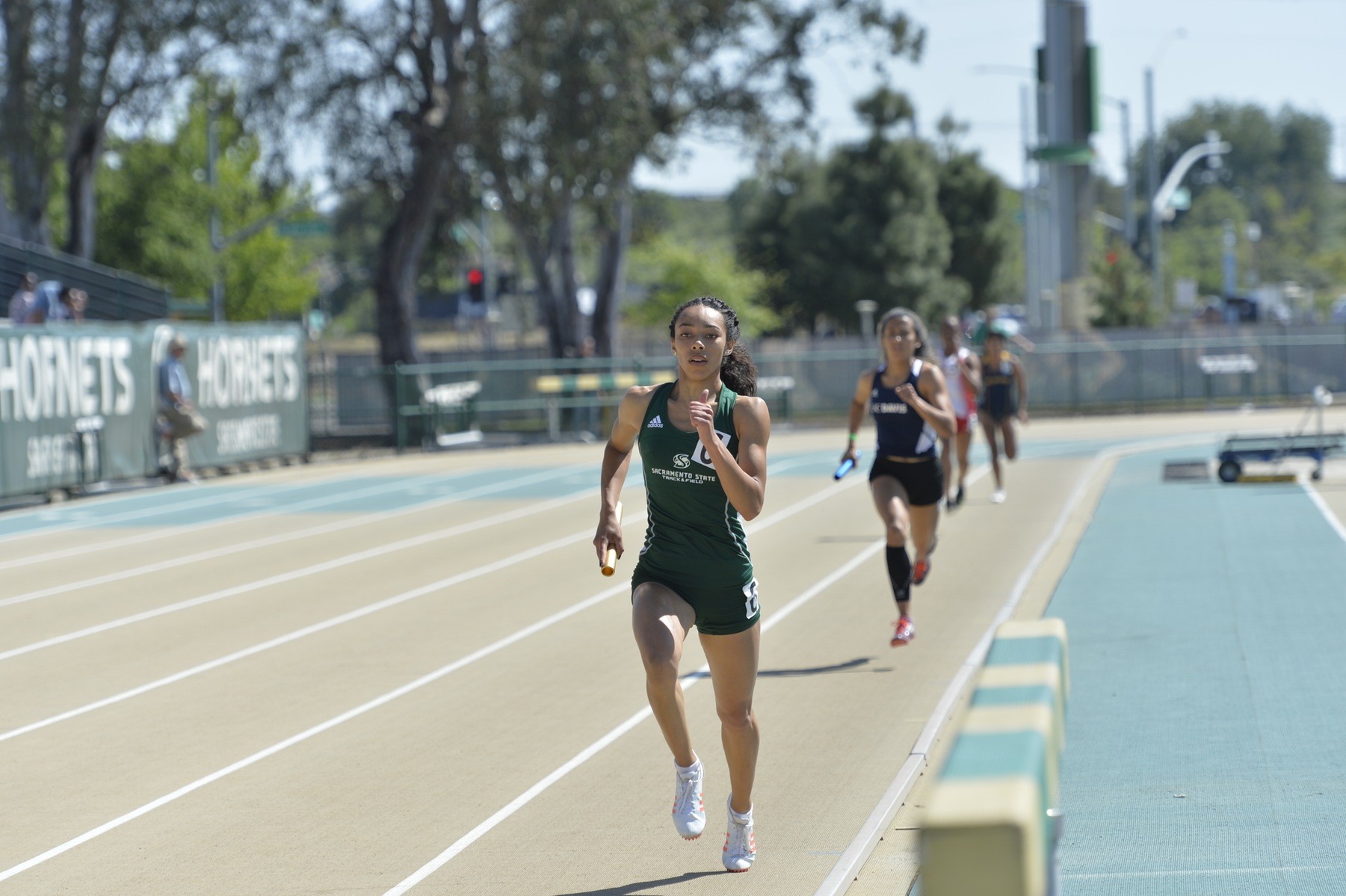 Former Sac State Standout Weems to Join Cross and Track Staff