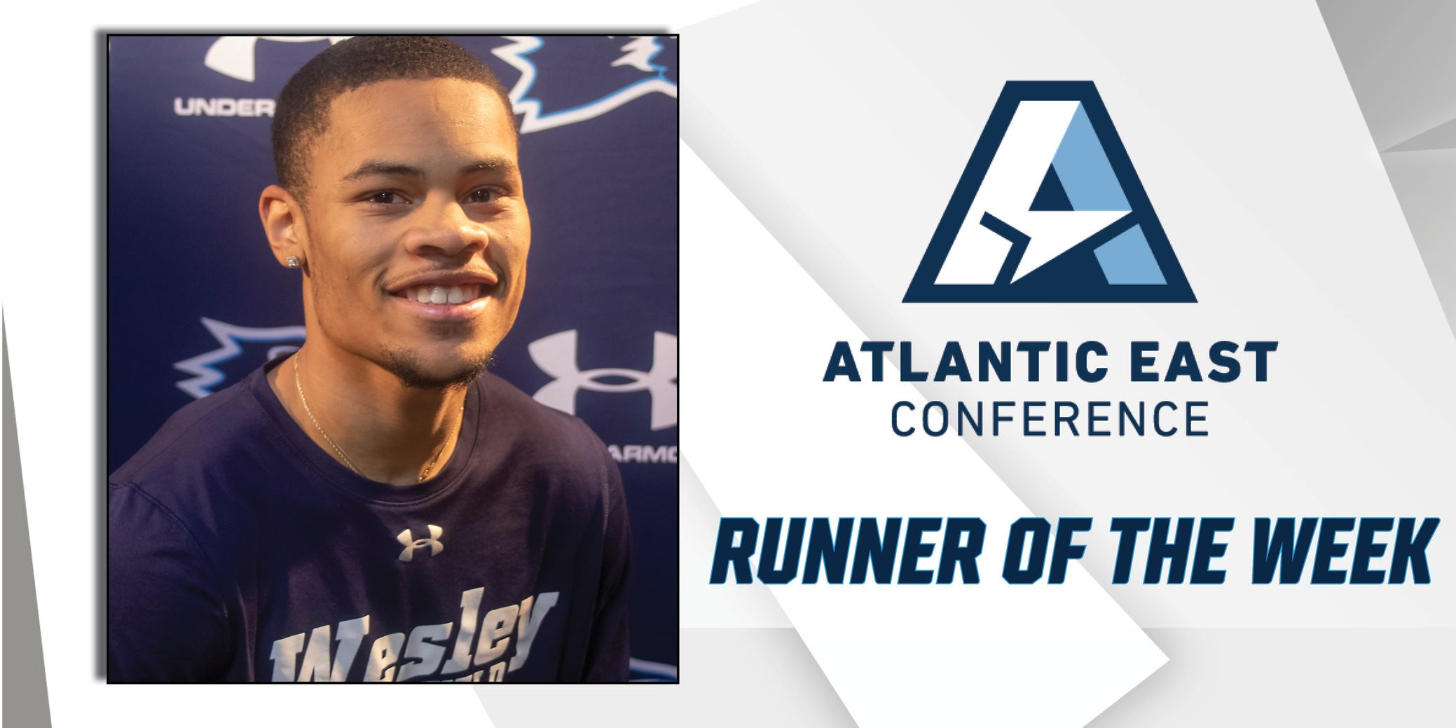 Cole tabbed as Atlantic East Runner of the Week for third time