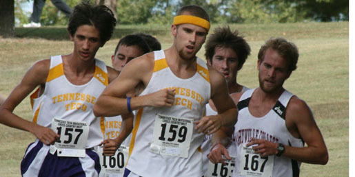 Taylor, Place to lead Tech runners into NCAA Regional