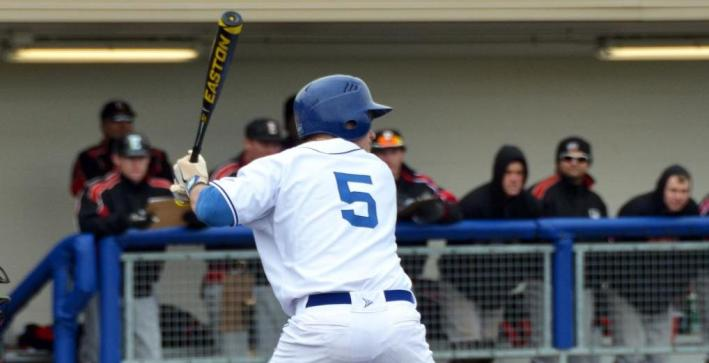 Baseball sweeps Finlandia in non-conference doubleheader