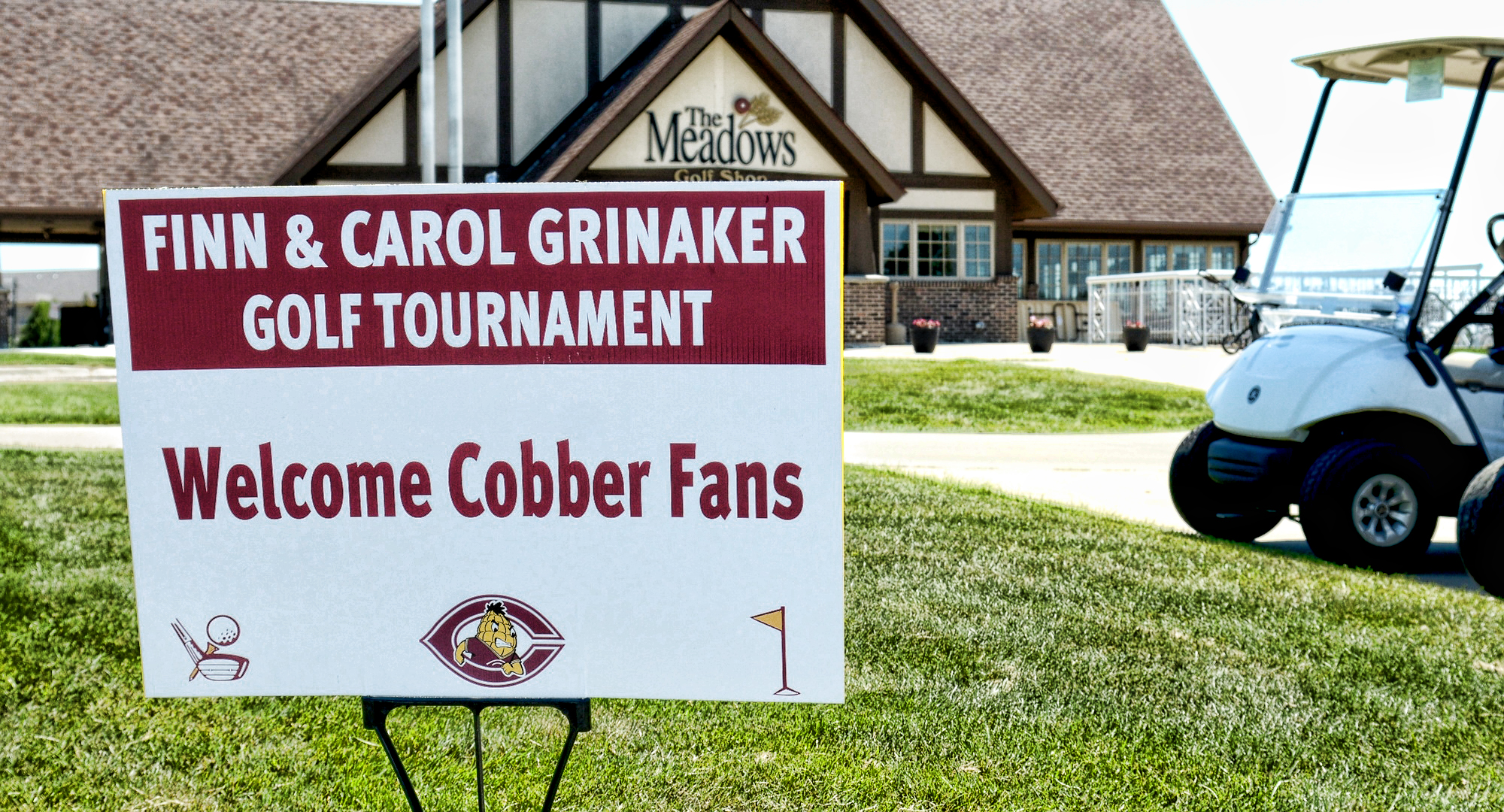 Finn Grinaker Golf Tournament
