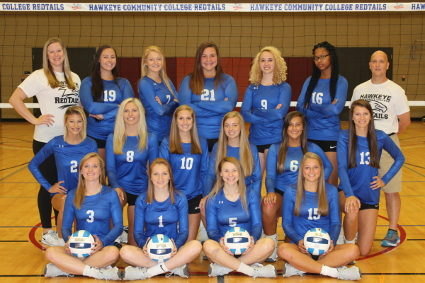 Volleyball Closes First Season with 3-2 Loss at Regionals