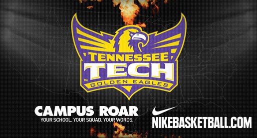 Tech teams up with Nike as men's basketball vies for the OVC and NCAA tournaments