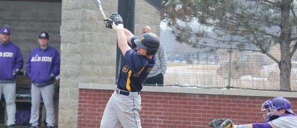 Baseball Completes Series Sweep over Defiance