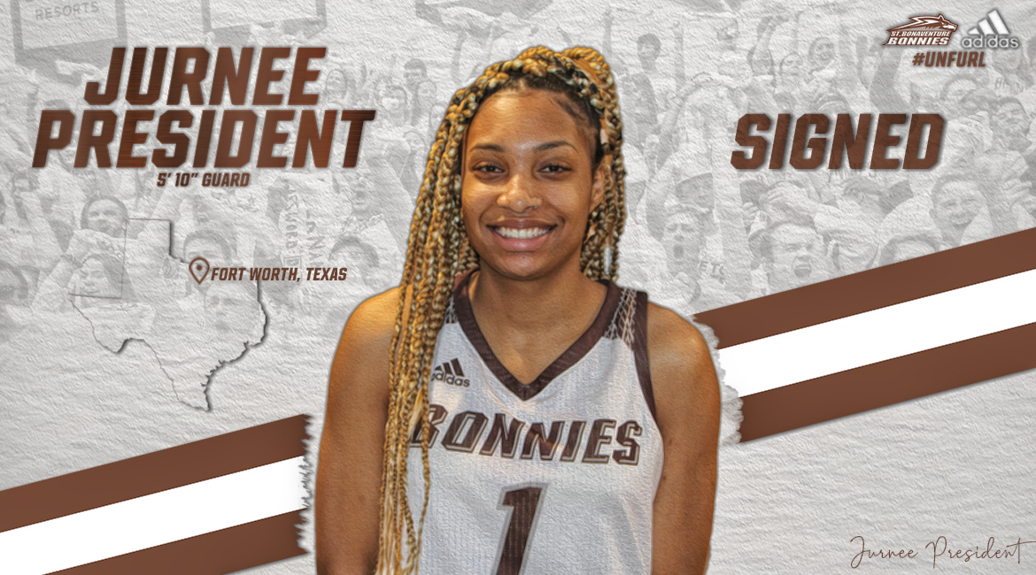 Bonnies Add Guard Jurnee President To 2019-20 Recruiting Class