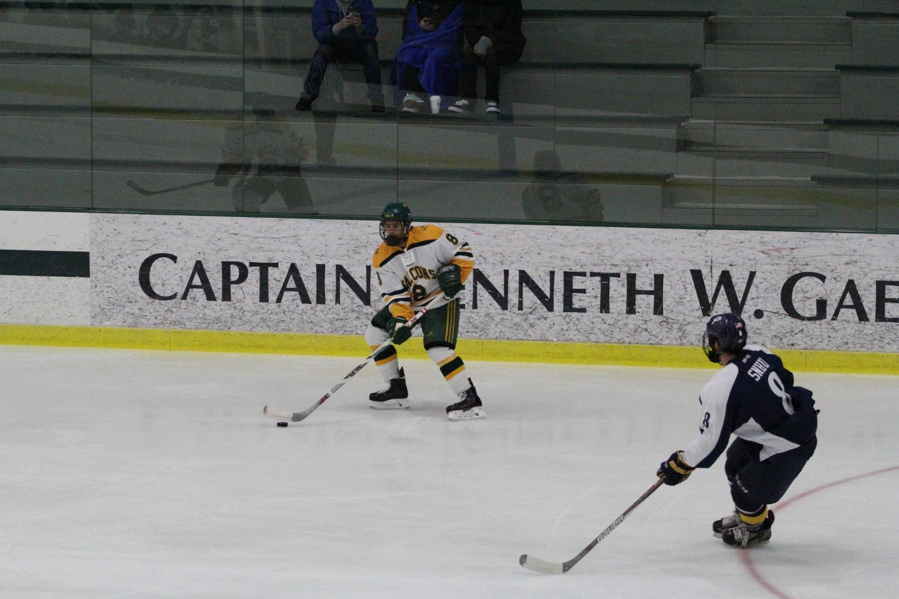 Fitchburg State Shuts Down Framingham State, 3-0