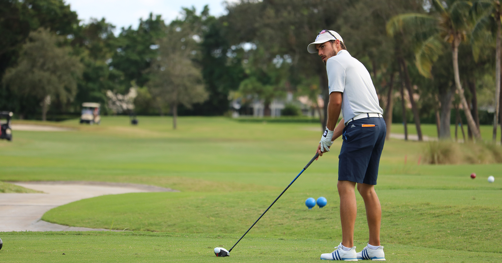 Men's Golf Part of Two Team Race at Southeastern Collegiate