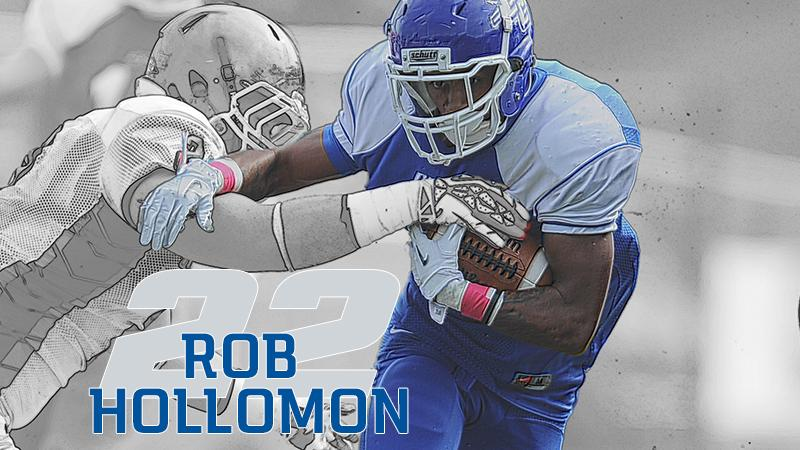 Hollomon Preseason All-America First Team