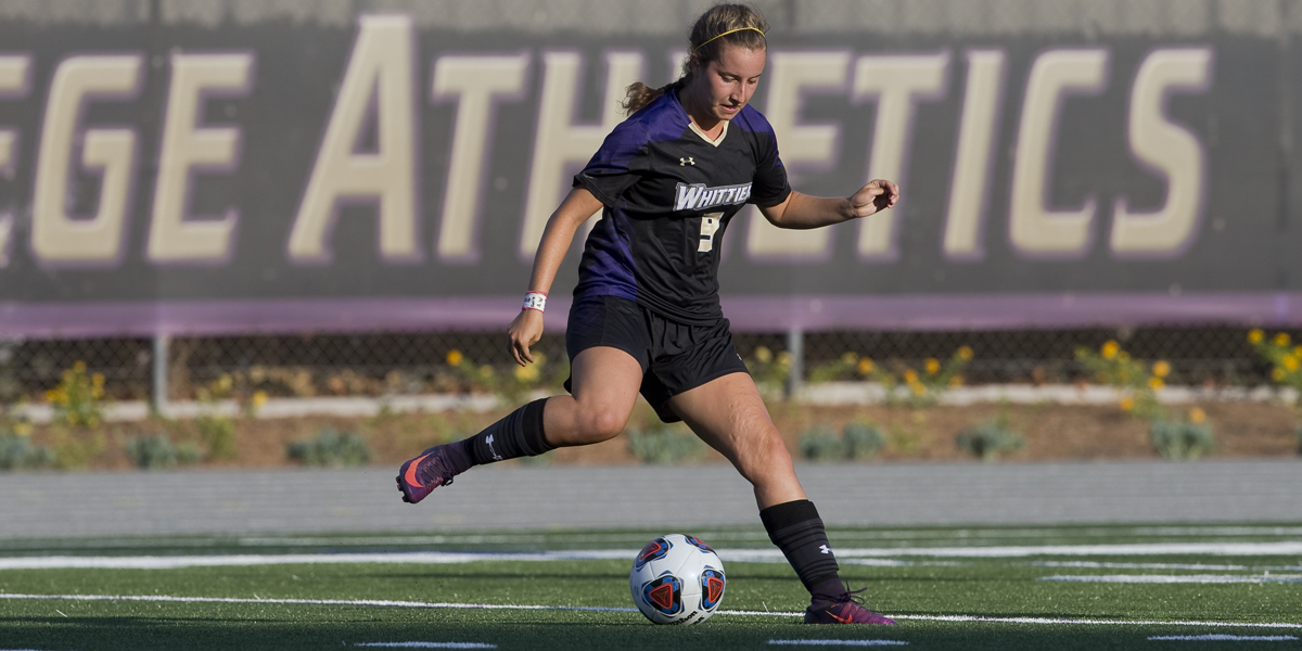 Women's Soccer plays to scoreless draw with Piedmont