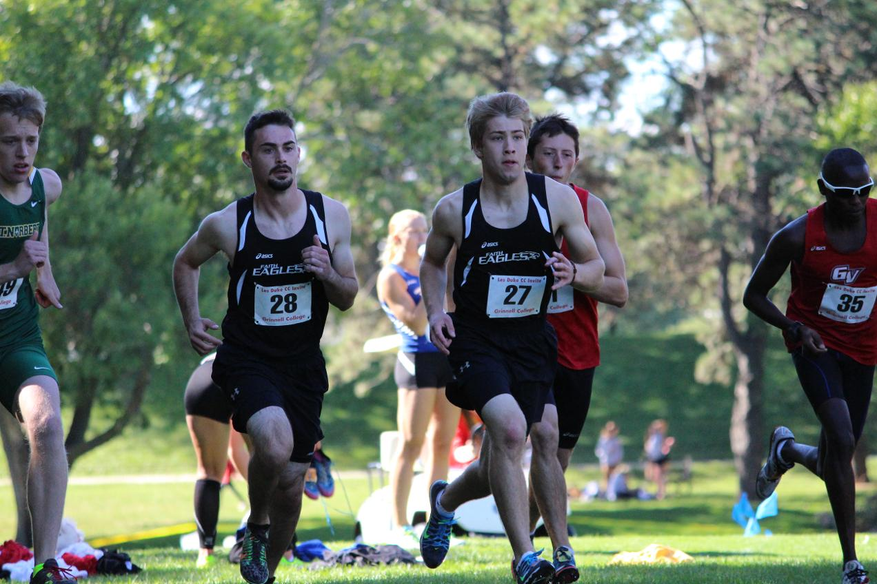 Busenitz Cruises to Season Opening Win, Qualifies for National Meet