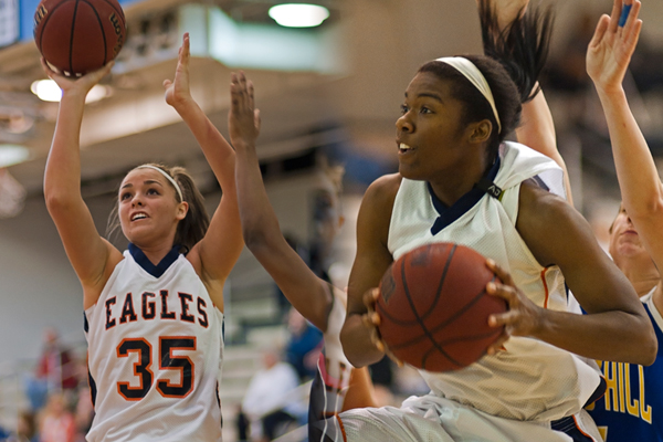 Williams, Depew named preseason All-SAC; Lady Eagles picked to finish sixth in coaches' poll