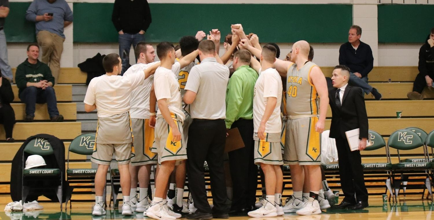 Men's Basketball Downed at SUNY Cobleskill