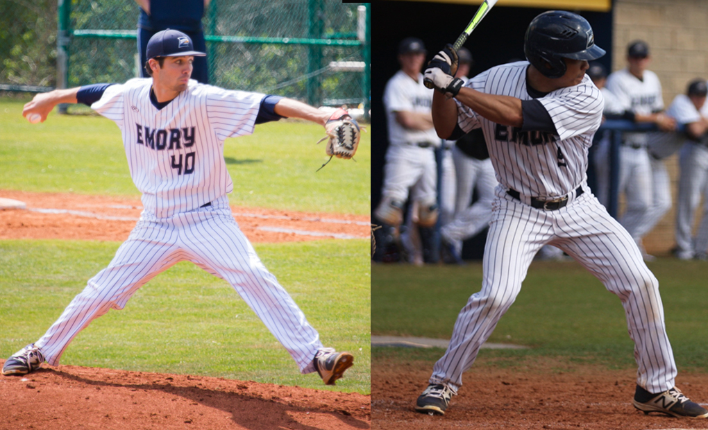 Dimlow Named D3Baseball.com's South Region Pitcher of the Year; Ronpirin Selected to Third Team