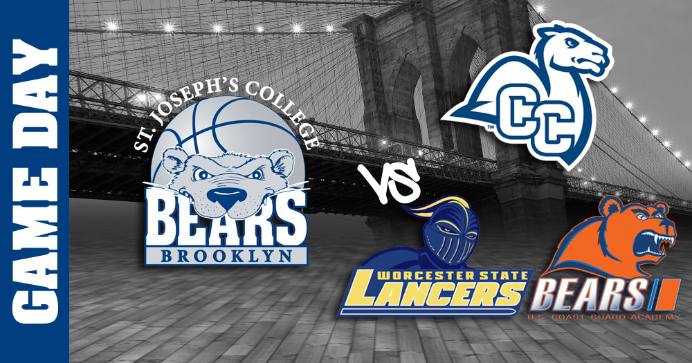 Men's Basketball Gears Up for Connecticut College/Coast Guard Invitational This Weekend