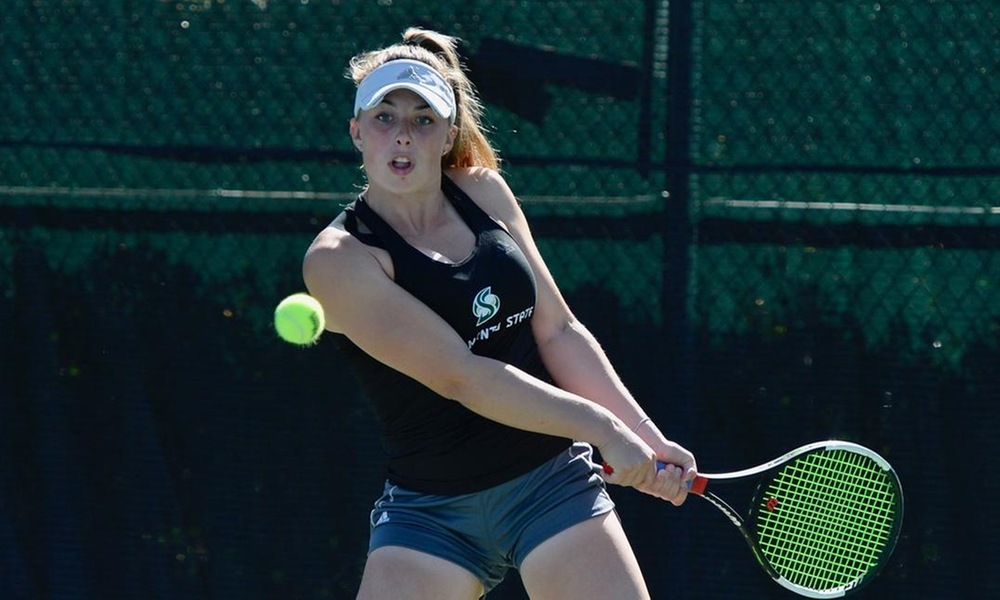 WOMEN'S TENNIS FALLS AT SAN JOSE STATE, TURNS AROUND FOR HOME OPENER TOMORROW