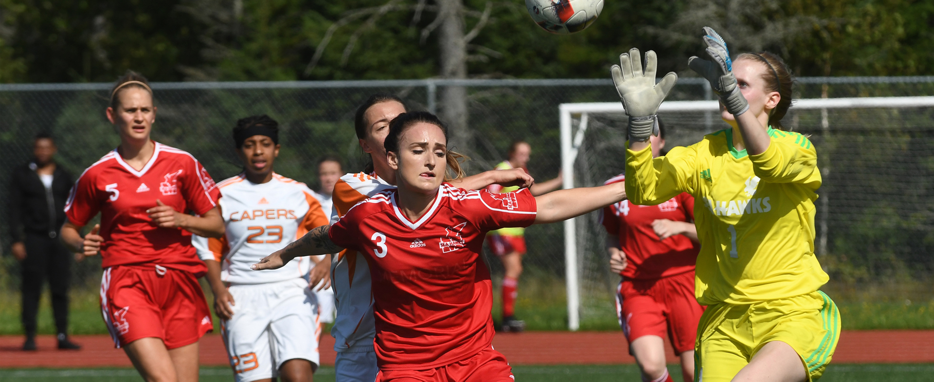 Sea-Hawks Drop First Game of the Season