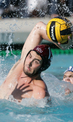 No. 16 Men's Water Polo Finishes Princeton Invitational Undefeated
