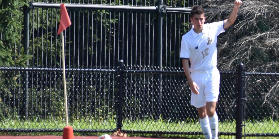 Saturday Showdown Pits Men's Soccer Against Lasell