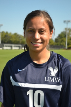 Herrera, Carter Lead UMW Women's Soccer Past Alvernia, 2-0