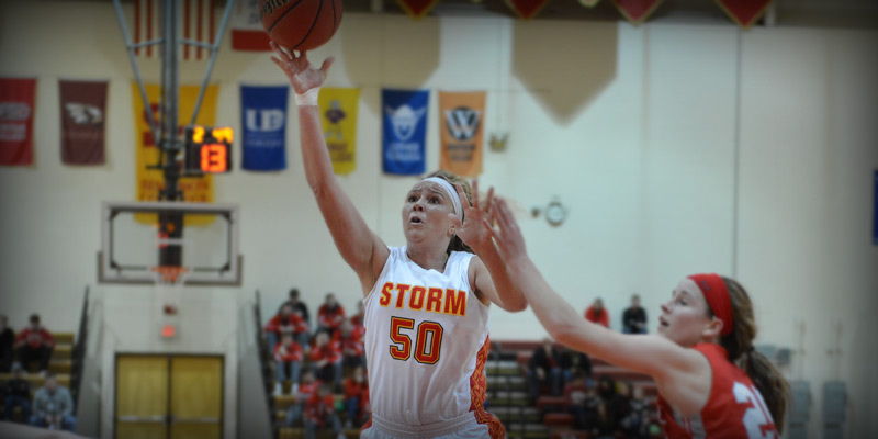 Storm women face IIAC leading Luther on Wednesday