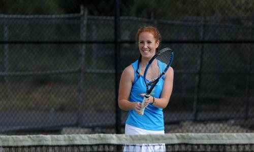 Women's Tennis Fall In GNAC Quarterfinals