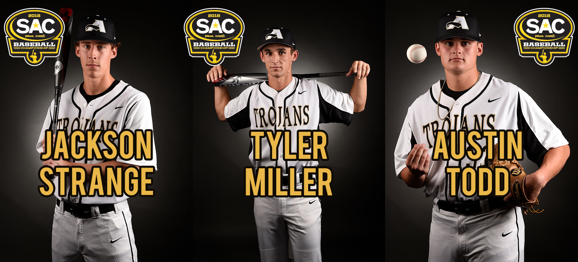 Miller, Todd and Strange Named to All-Tournament Team