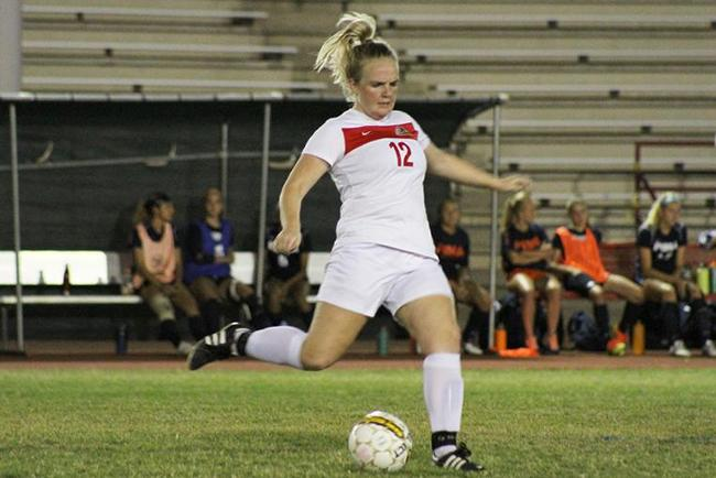 Glendale Goal Sinks Mesa Women's Soccer Late in 1-0 Loss