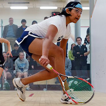 Squash Victorious in Season Opener; Beat Tufts, 8-1