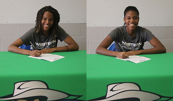Women's Soccer Duo Sign with Mid America Christian University