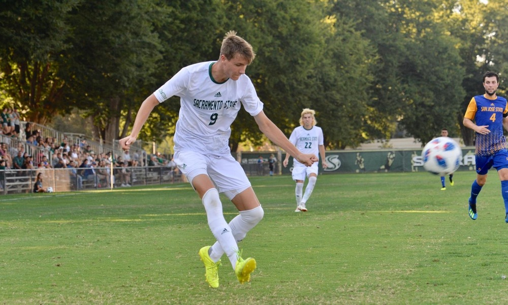 MEN'S SOCCER TAKES TO MLS FIELD FOR MATCH VERSUS CAL ON THURSDAY