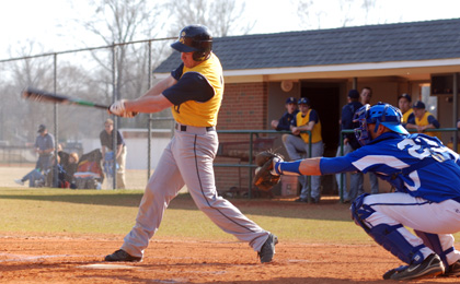 Coker Holds on for 6-4 Win Over UNC Pembroke