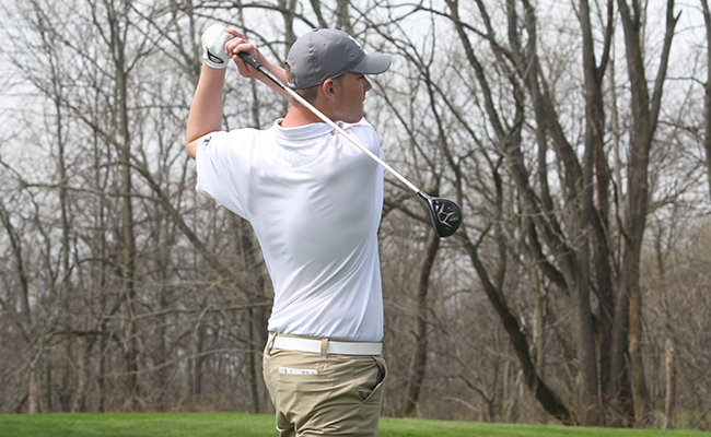 Men's Golf Sweeps Gettig Match Play Invitational