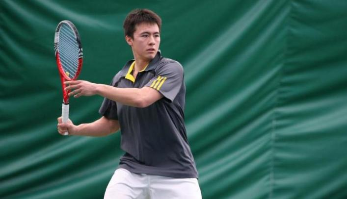 Men's Tennis Weekend Highlighted by 9-0 Victory Over MSOE