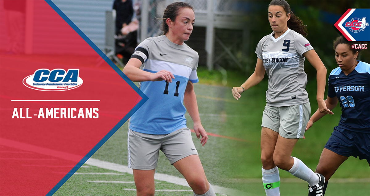 Holy Family's Bree Rock & Goldey-Beacom's Cliona Crammond Named D2CCA All-Americans