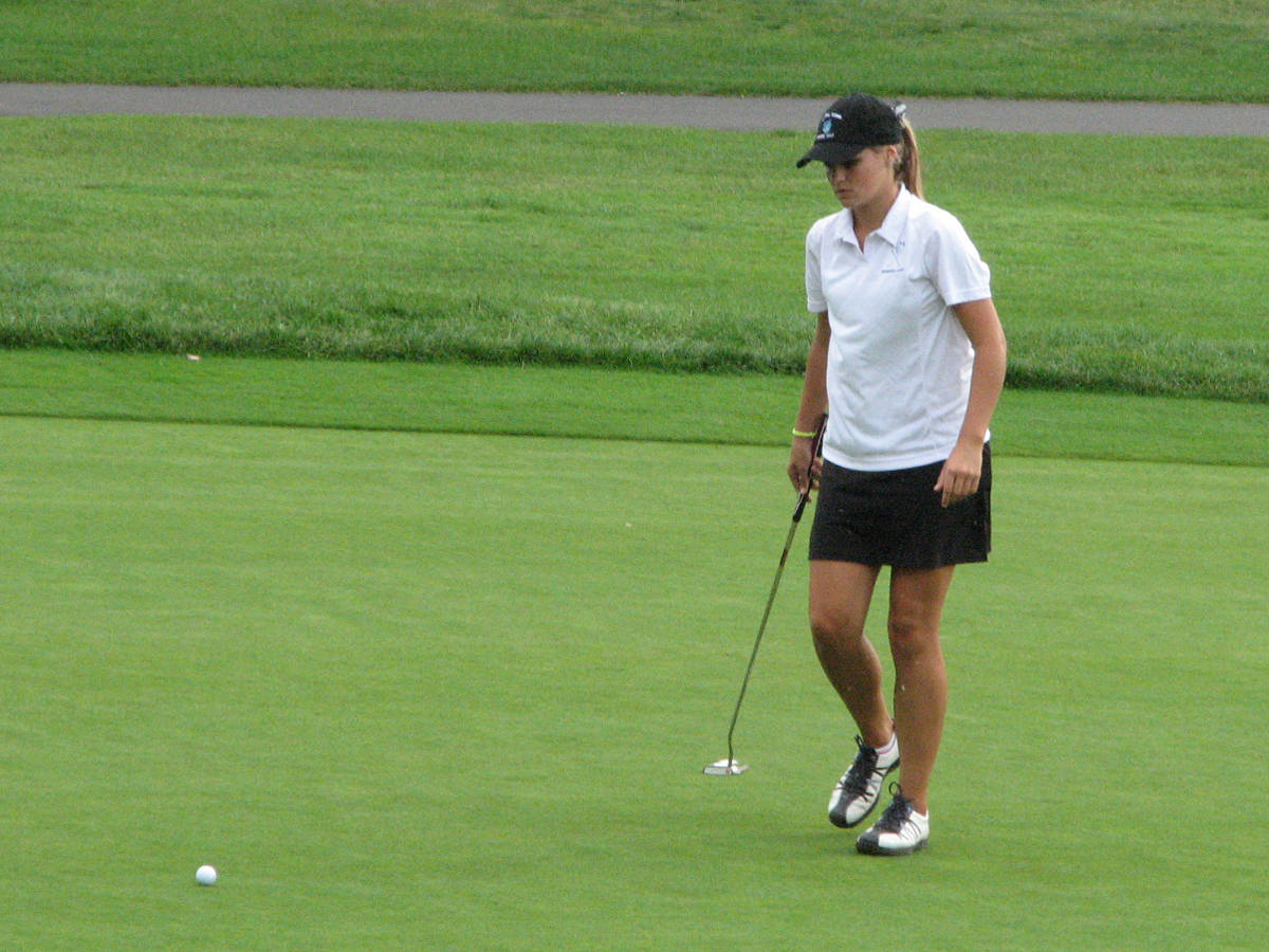Women's Golf Finishes 21st at C & F Invitational