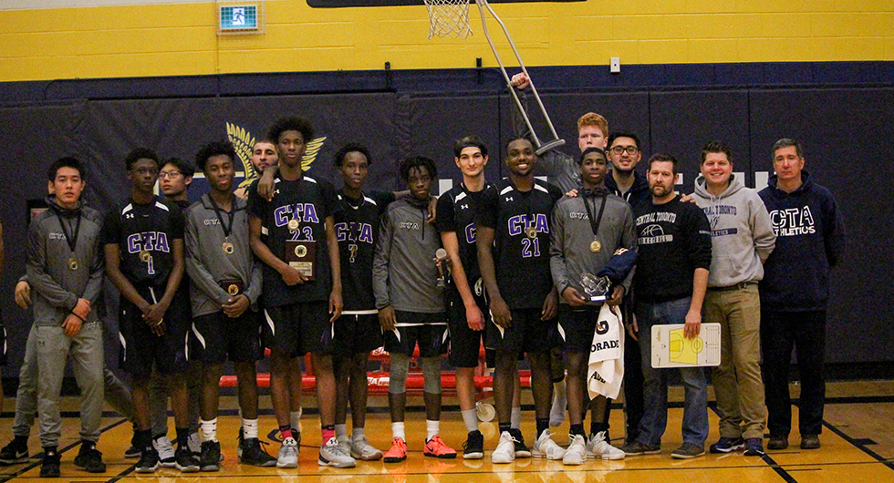 CENTRAL TORONTO ACADEMY CAPTURES FIRST HUMBER CLASSIC TITLE