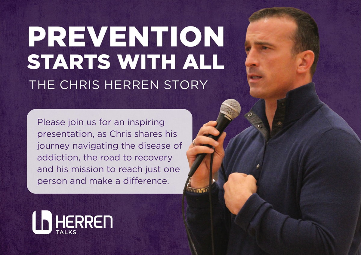 Sage Athletics to present an Evening with Chris Herren