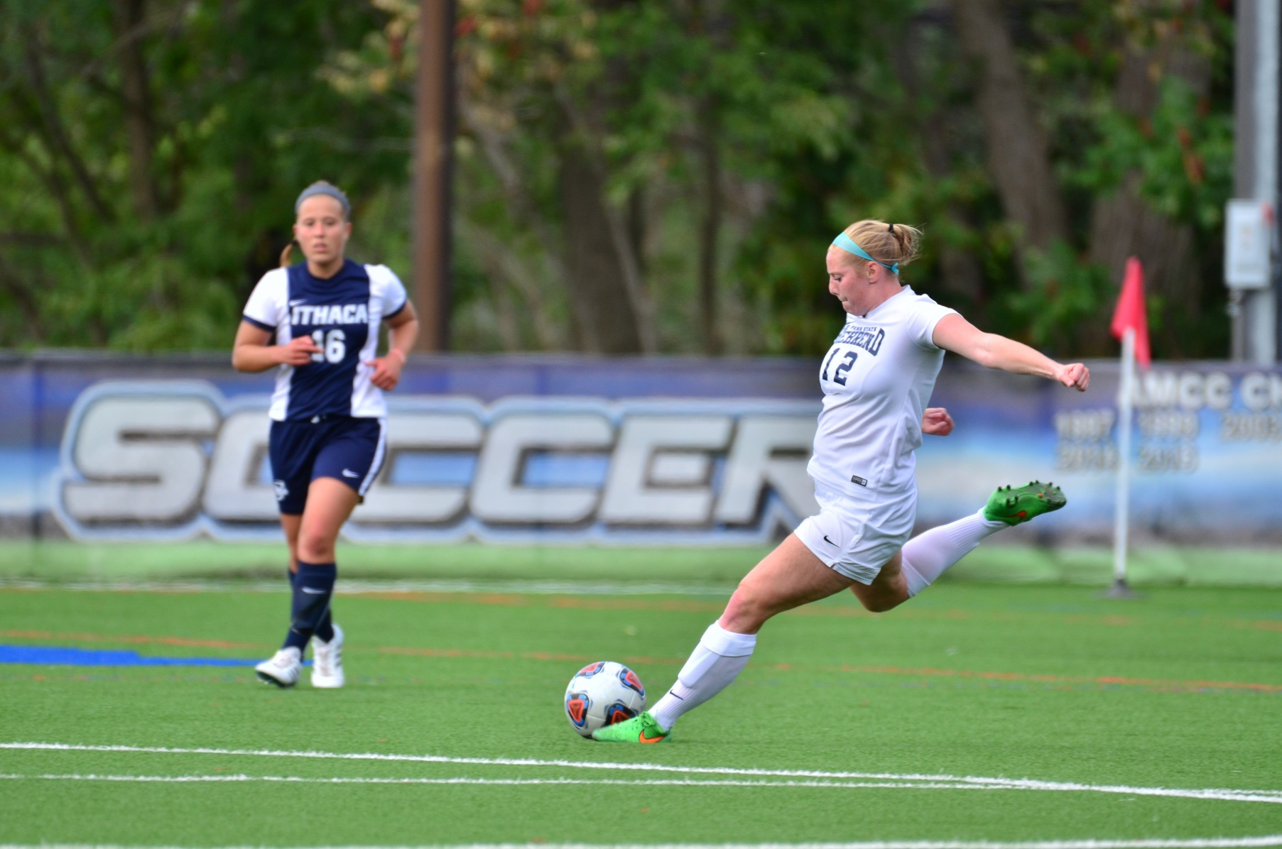 Women's Soccer Falls in HLM Championship Game