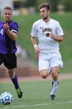 Pete Caringi III Earns 2013 America East Men's Soccer Fans' Choice Player of the Year