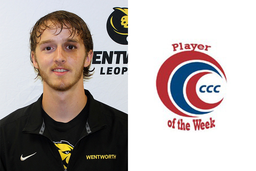 McSolla Named CCC Runner of the Week