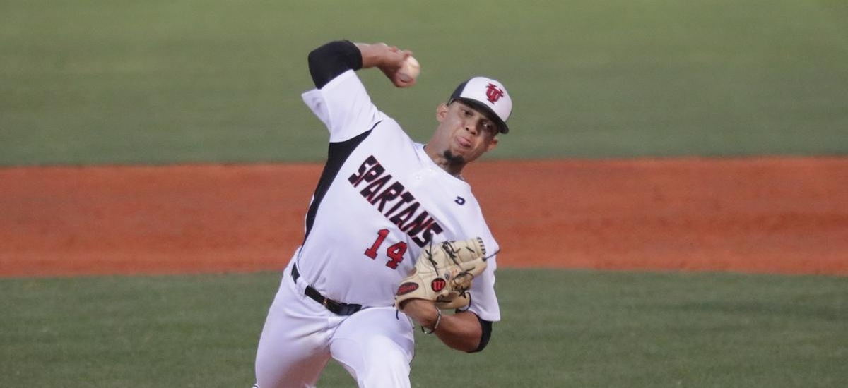 David Lebron Named First-Team All-American; South Region Pitcher of the Year
