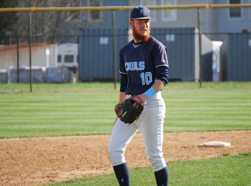 Impressing Pitching helps the Owls pass Anne Arundel