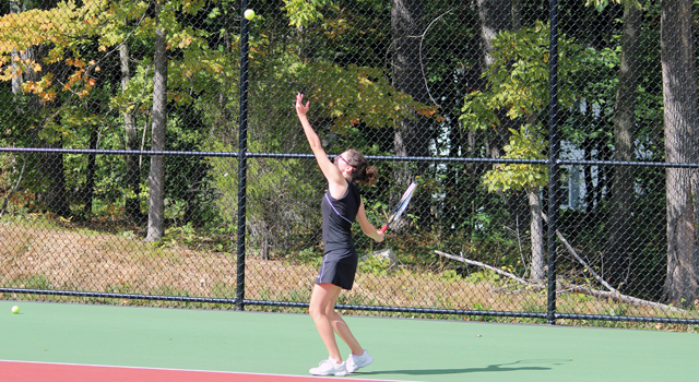PRIDE SWEPT BY MORNINGSIDE, 9-0