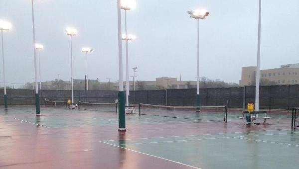 Friday Tennis Postponed to February 11