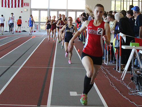 Lyons Leads the Way for Women's Track at Morgan State