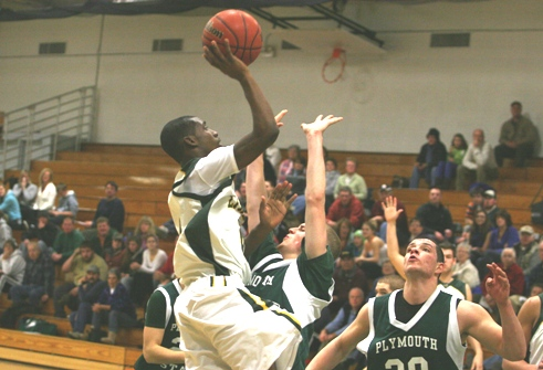 Eagles claw Hornets