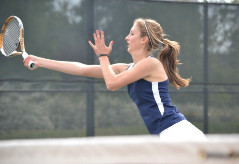 Lindsay Raulston Named to NCAA National Singles Championship
