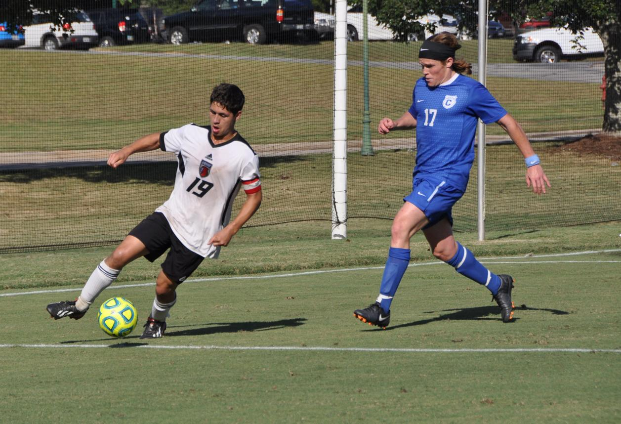Men's Soccer: Panthers edged by Piedmont in USA South match
