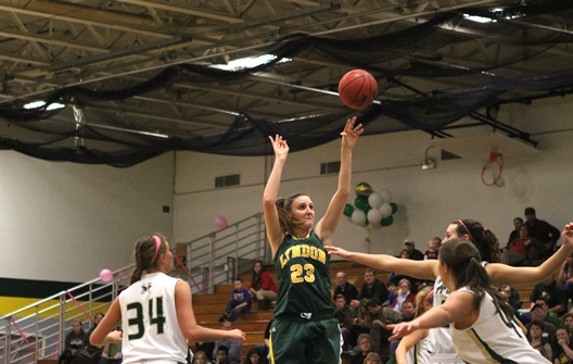 Lawson powers Lyndon past Husson