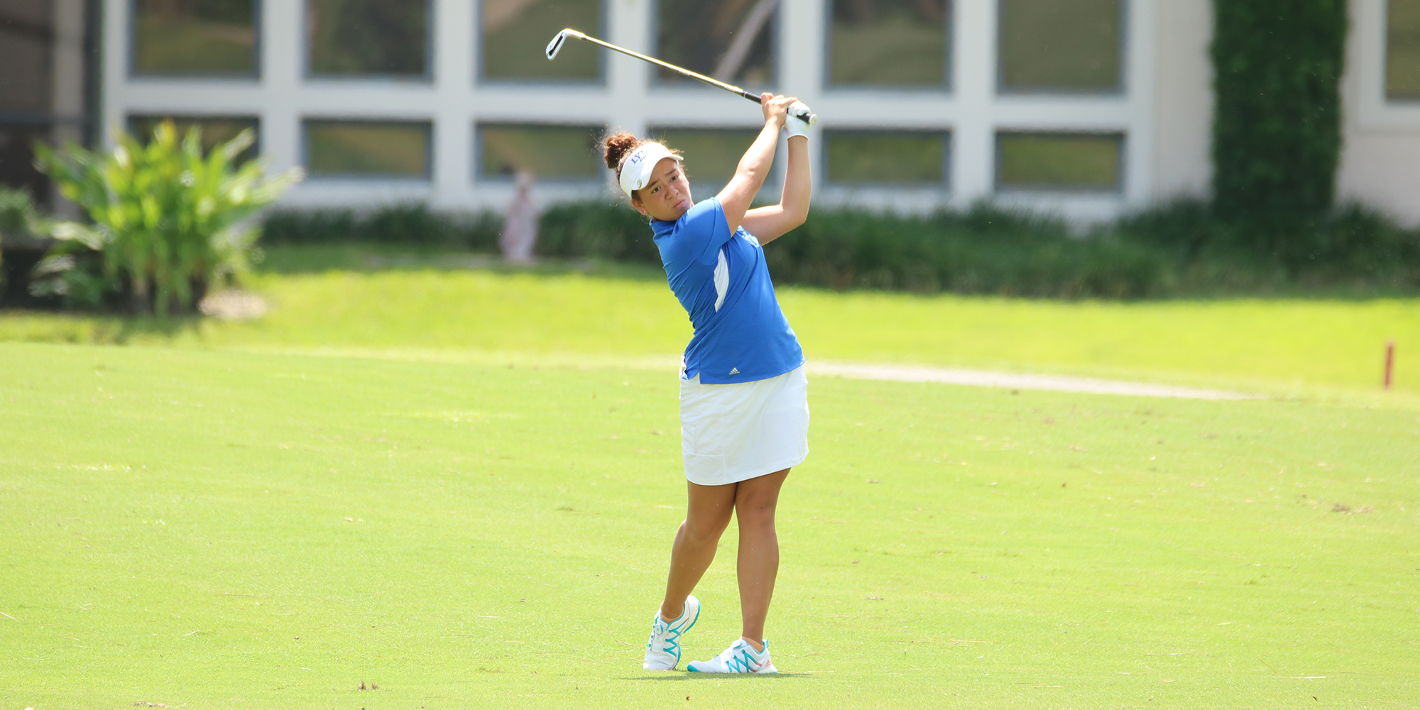 Ayala Named SSC Women's Golfer of the Week